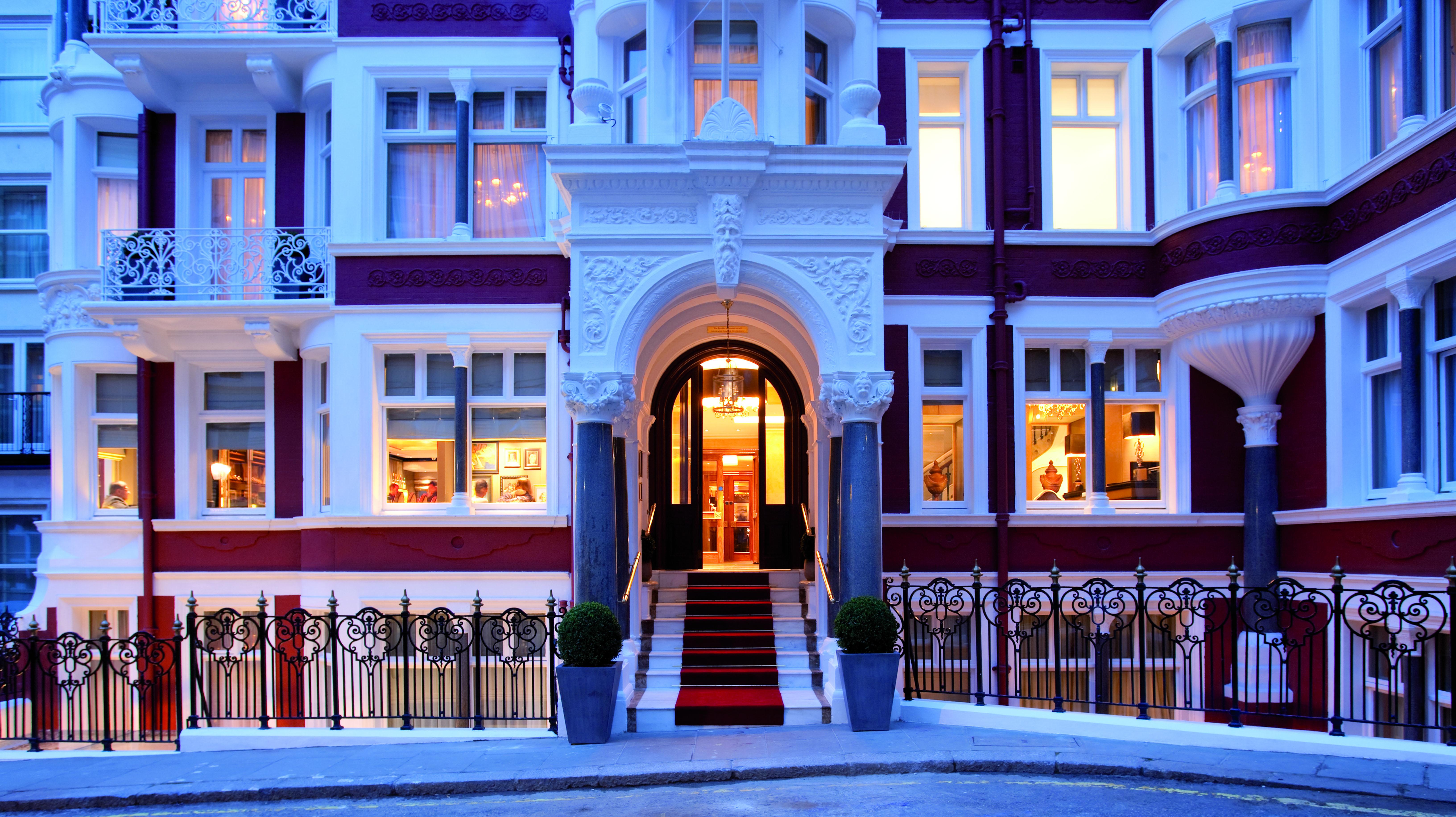 A Michelin case study: St James' Hotel & Club