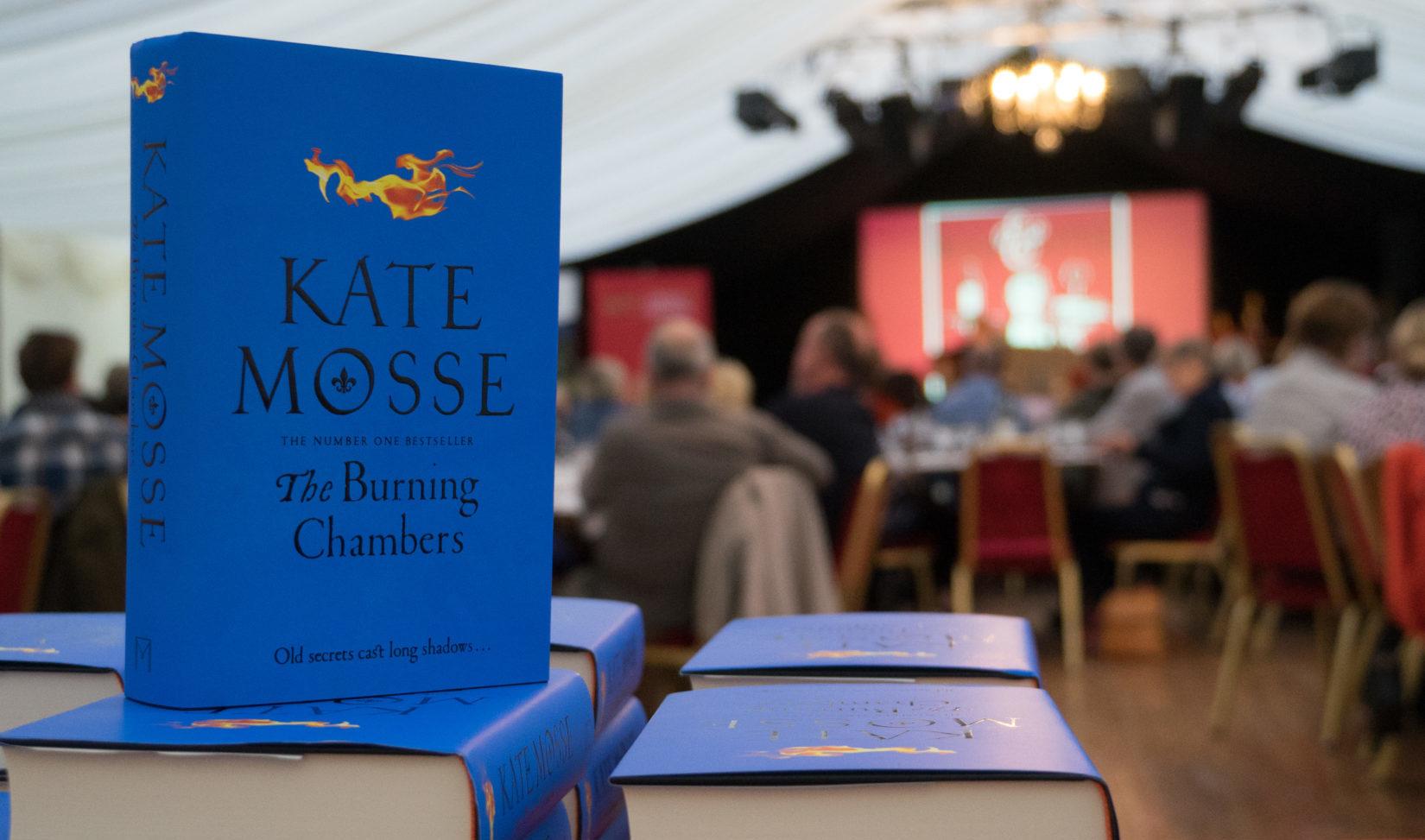 Book & Bottle #NovelPairing: The Burning Chambers