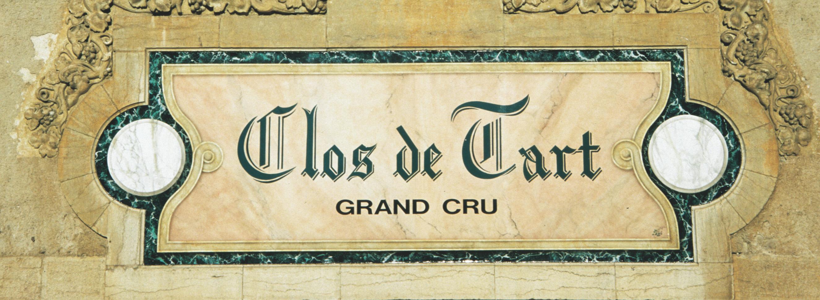 Clos de Tart – An epic, 1942 – 2003