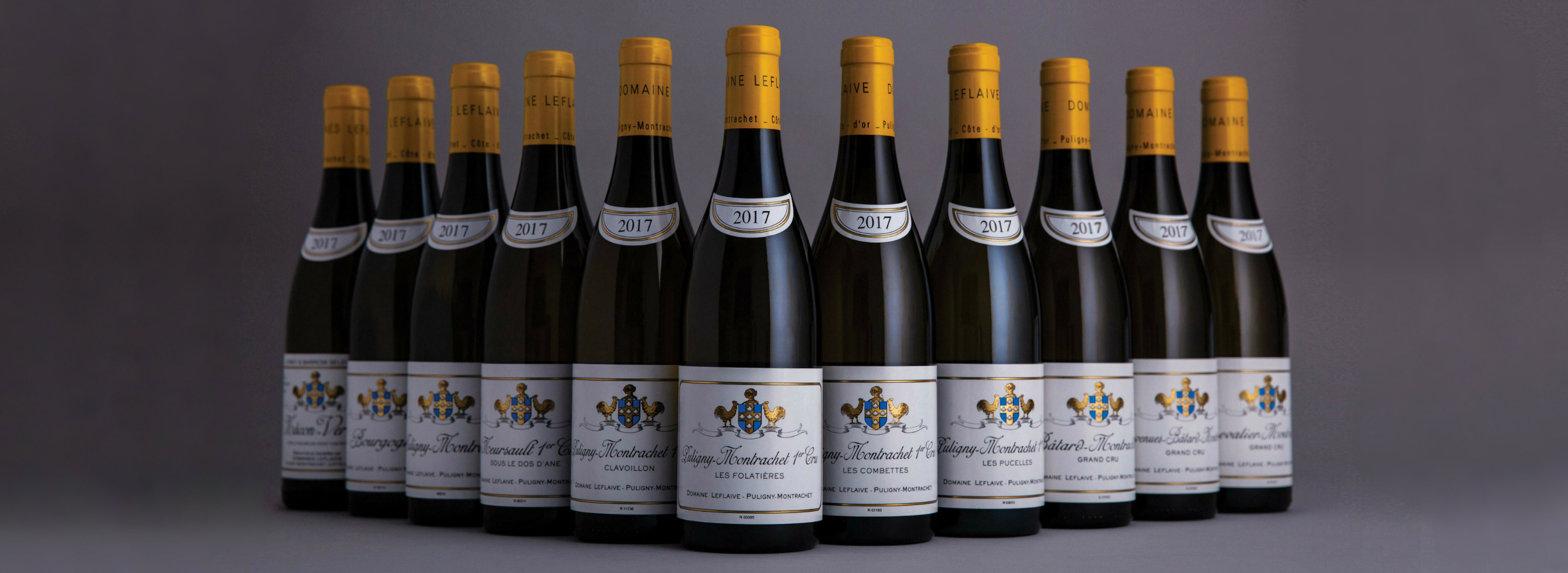 New Release: Domaine Leflaive 2017