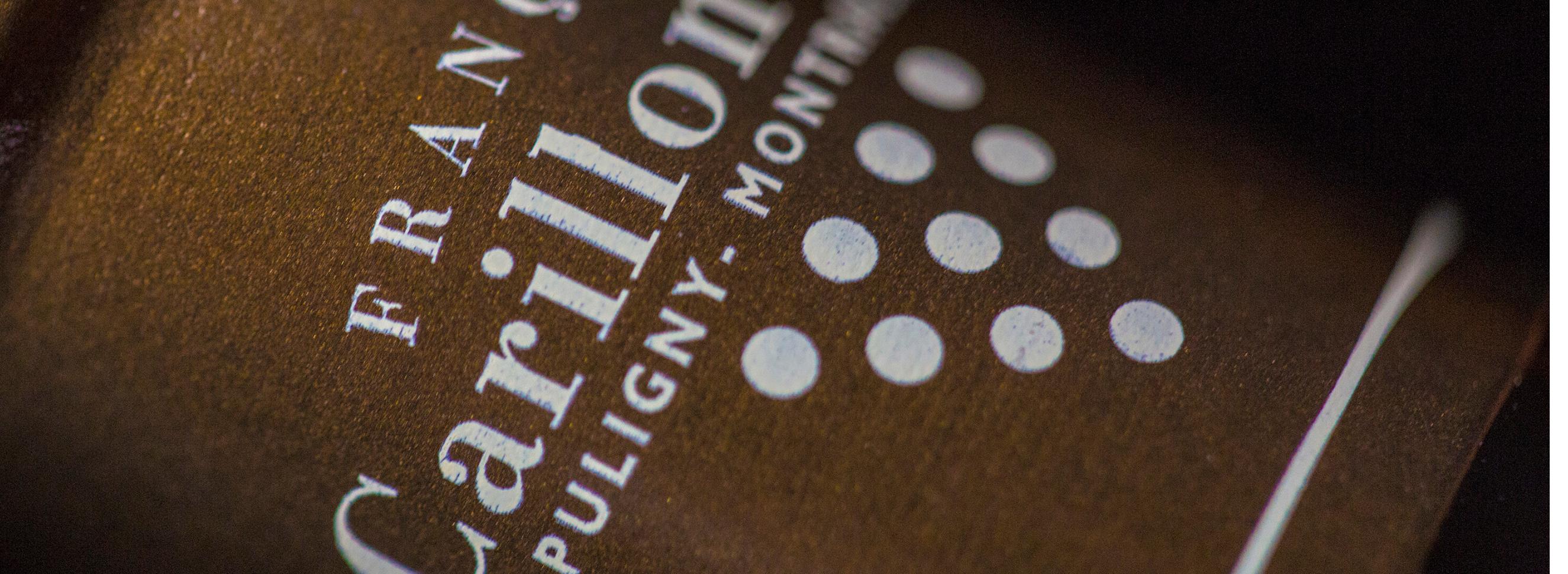 Domaine Francois Carillon Tasting at Otto's